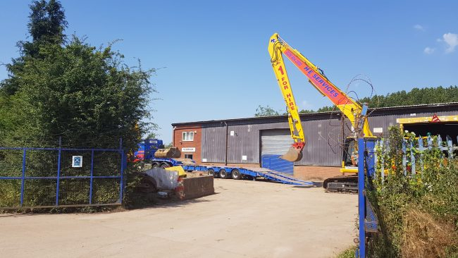 Plant Hire West Midlands