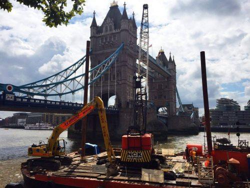 Long Reach at Tower Bridge
