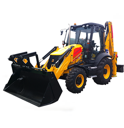 JCB 3CX Turbo High Speed Contractor H.E. Services