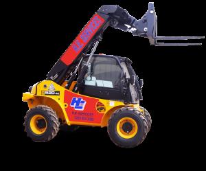 4 Metre Telehandler hire Model: JCB 520-40