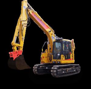 14 Ton Excavator Model: Komatsu PC 138–11