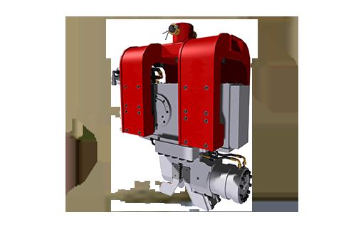 Excavator Mounted Vibrator