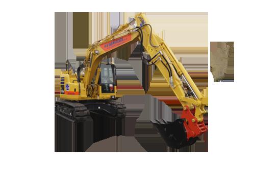 14 Ton Excavator Komatsu H.E. Services