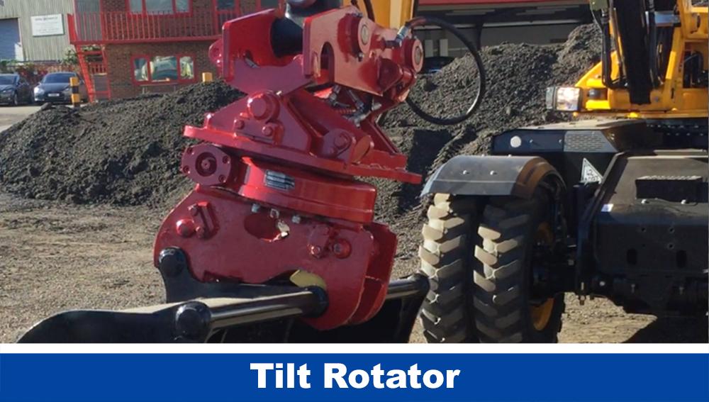 Tilt Rotators