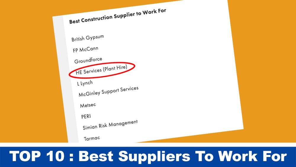 Construction Enquirer Awards