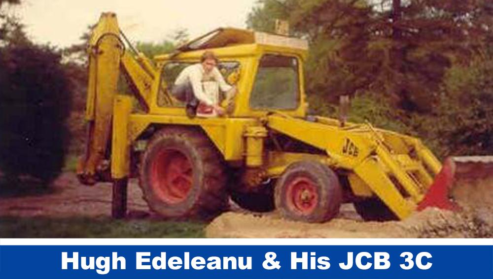 Hugh Edeleanu