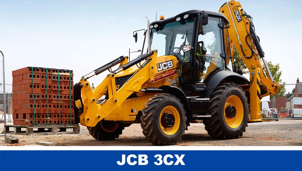 JCB 3CX