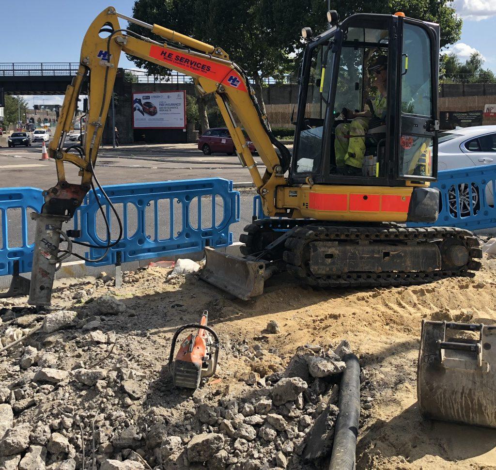 Excavator Attachments