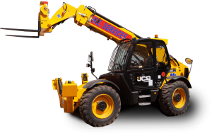 13 Metre Telehandler hire Model: JCB 535-125