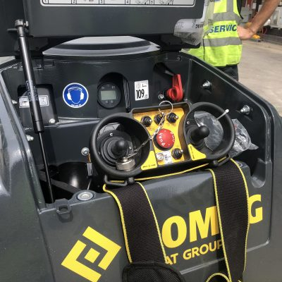 BOMAG Trench Roller- BMP-8500