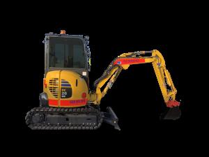 3 Ton Excavator Mini Digger hire