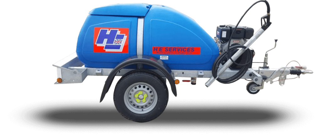 Water Bowser/Pressure Washer Hire