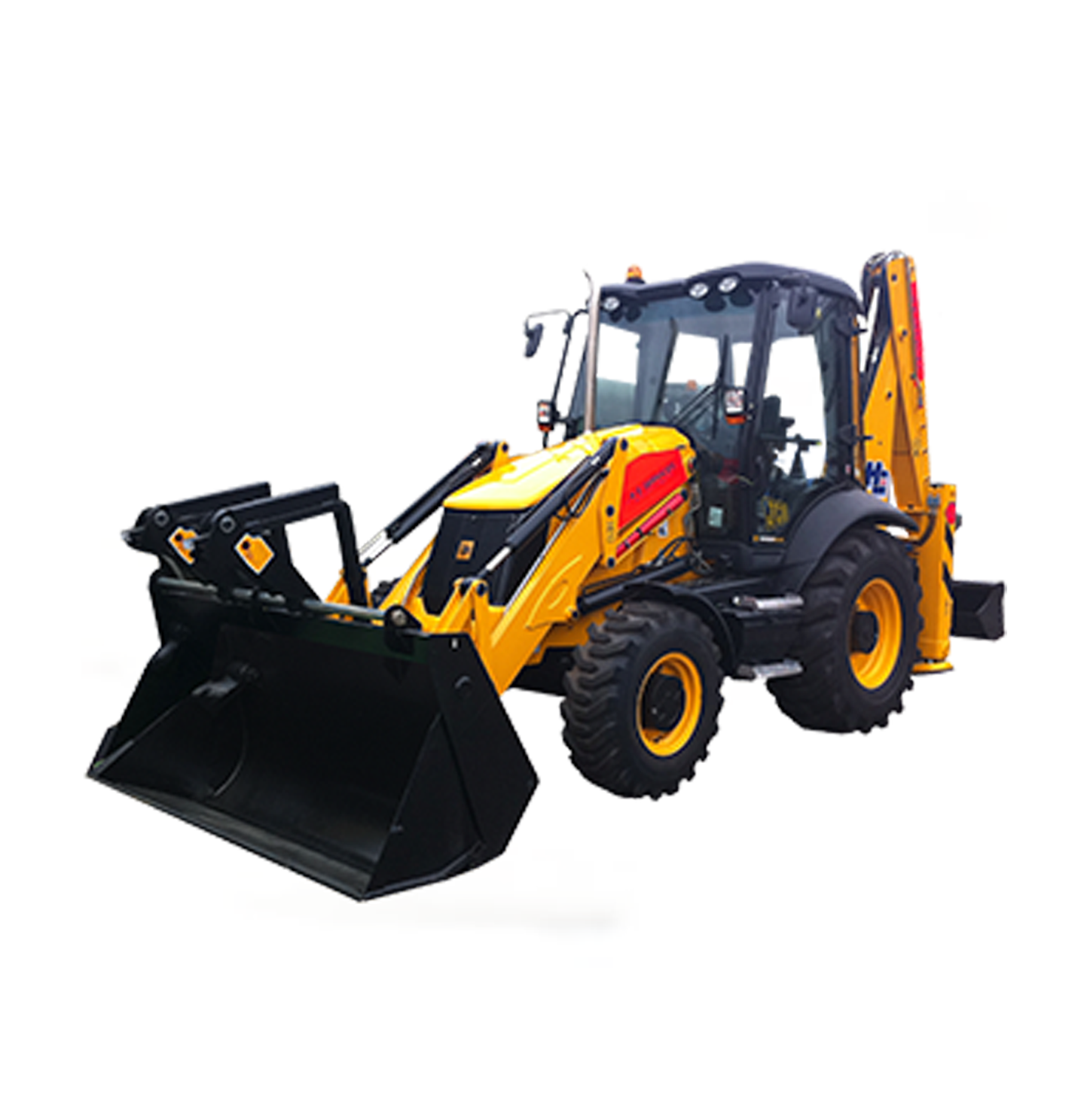 Backhoe Loaders JCB 3CX H.E. Services