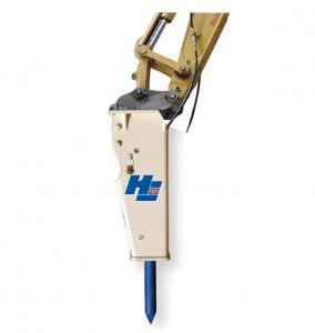 Breaker excavator hire