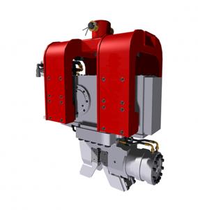 excavator-mounted-vibrator Excavator attachment