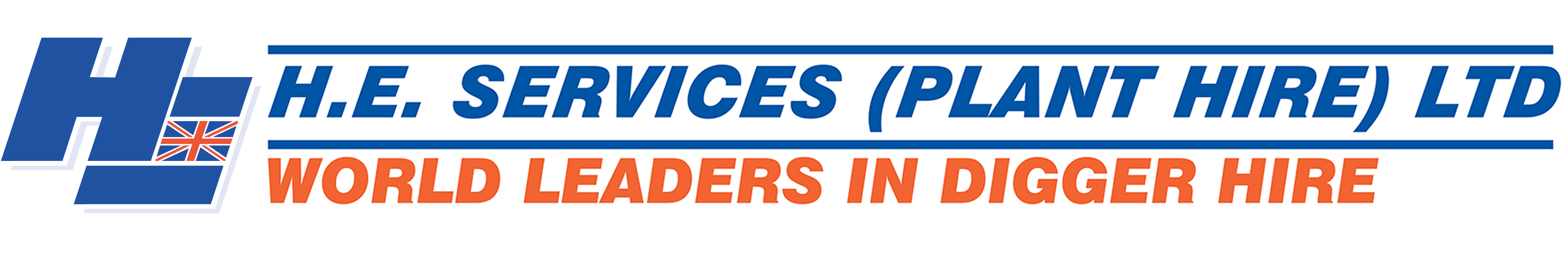 Welcome to H. E. Services Plant Hire