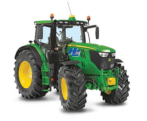John Deere 6195 Tractor
