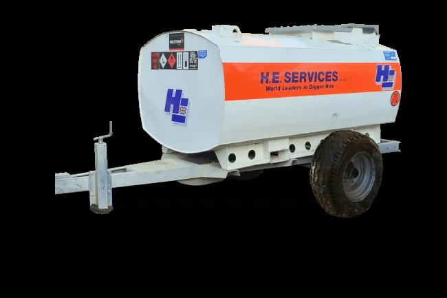 2000L Fuel Bowsers