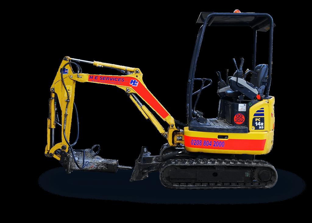 1.5 Ton Mini Excavator | Mini Digger