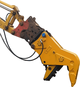 Concrete crusher Hire Excavator Attachment