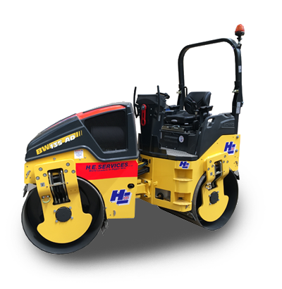 1200mm Bomag Roller Model: BW120 AD-5