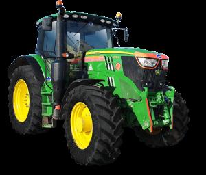 Rent a Tractor John Deere 6R Series Tractor