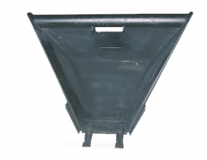 Trapezoidal Bucket H.E. Services